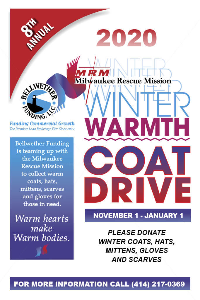 8th Annual Winter Warmth Coat Drive