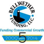 Bellwether Five Year Logo